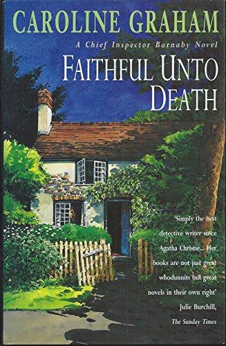 9780747216650: Faithful Unto Death