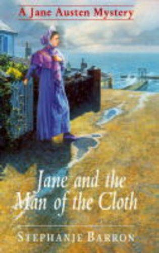 9780747217206: Jane and the Man of the Cloth (A Jane Austen Mystery)