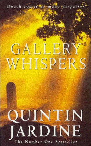 Gallery Whispers: A Bob Skinner Mystery: Jardine, Quintin