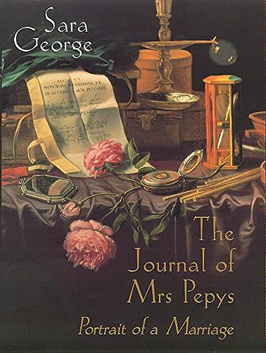 9780747220039: The Journal of Mrs Pepys: Portrait of a Marriage