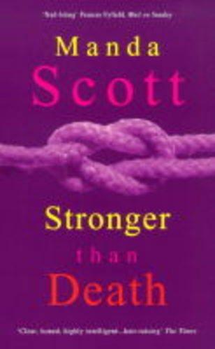 9780747220831: Stronger Than Death
