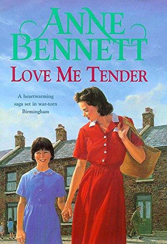 9780747220954: Love Me Tender