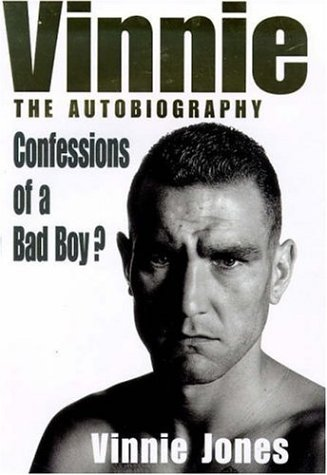 Vinnie The Autobiography (Signed Copy)