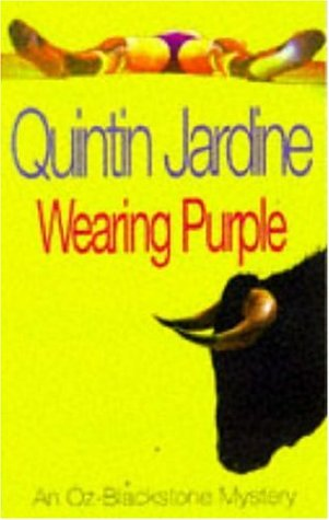 9780747221548: Wearing Purple - An Oz Blackstone Mystery