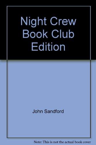 9780747223504: Night Crew Book Club Edition