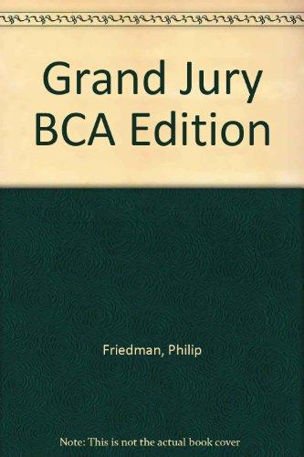 9780747224631: Grand Jury BCA Edition