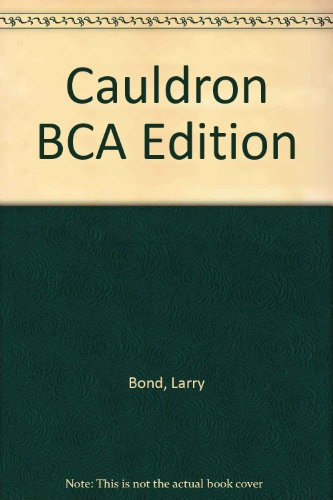 9780747227236: Cauldron BCA Edition