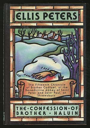9780747229773: The Confession of Brother Haluin *** Canadian Ed **