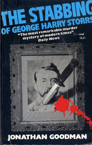 9780747230243: The Stabbing of George Harry Storrs