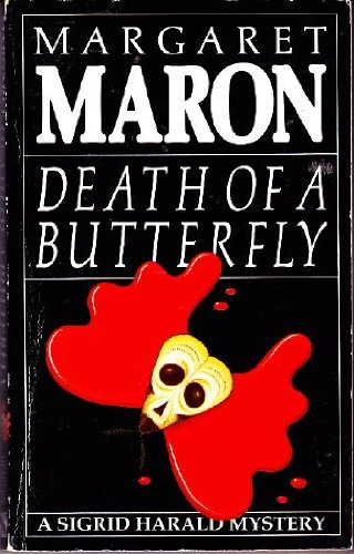 9780747231523: Death of a Butterfly