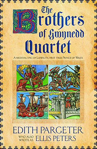 9780747232674: The Brothers of Gwynedd Quartet: Comprising Sunrise in the West, the Dragon at Noonday, the Hounds of Sunset, Afterglow and Nightfall