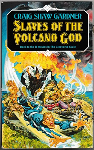 9780747232834: Slaves of the Volcano God (Cineverse cycle)