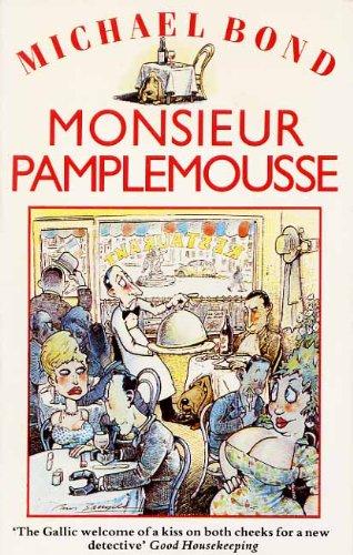 9780747233138: Monsieur Pamplemousse