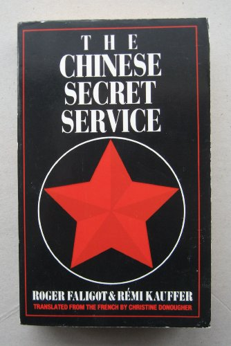 9780747233688: The Chinese Secret Service