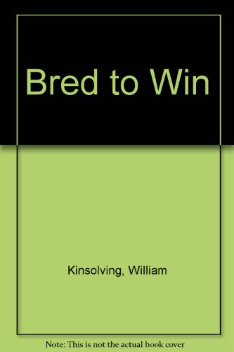 9780747234753: Bred to Win