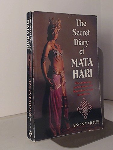 9780747234951: The Secret Diary of Mata Hari