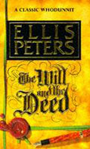 The Will and the Deed (0747235708) by ELLIS PETERS
