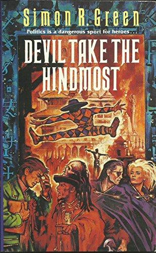 9780747235729: Devil Take the Hindmost