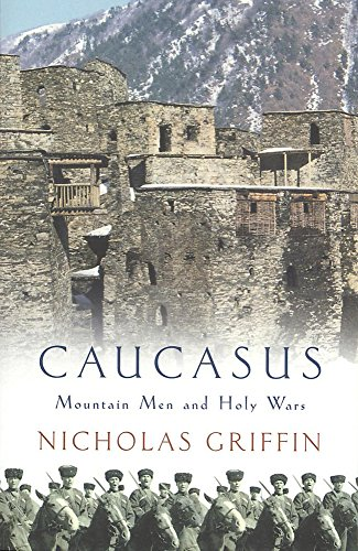 9780747236573: Caucasus: Mountain Men and Holy Wars