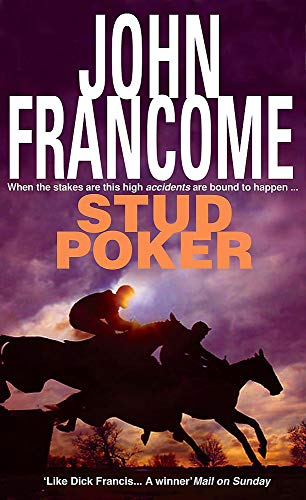 9780747237549: Stud Poker: A gripping racing thriller with huge twists