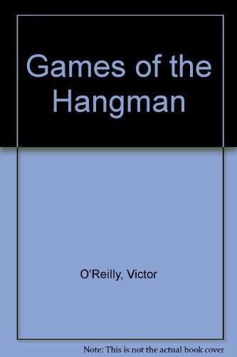 9780747238676: Games Of The Hangman
