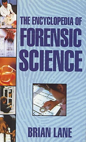 9780747239048: Encyclopedia of Forensic Science
