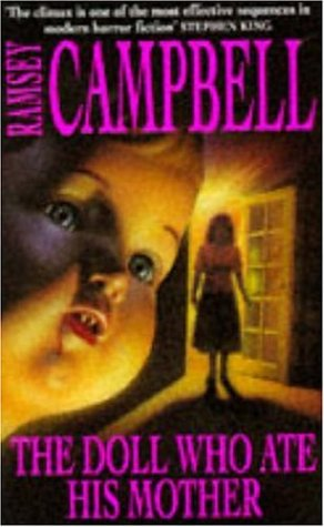9780747240600: The Doll Who Ate His Mother