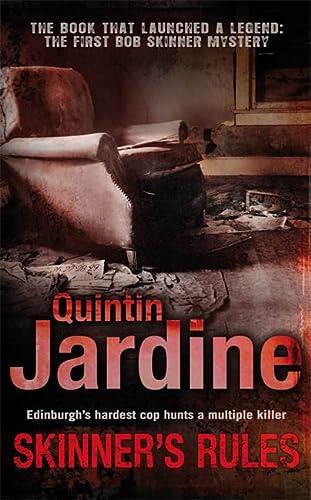 9780747241393: Skinner's Rules (Bob Skinner Mysteries)