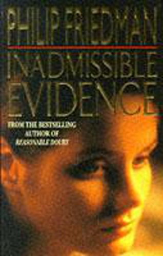 9780747241713: Inadmissable Evidence