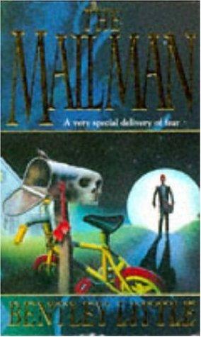The Mailman By Bentley Little Abebooks