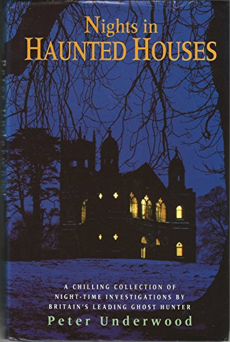 9780747242581: Nights in Haunted Houses