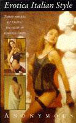 9780747243236: Erotica Italian Style