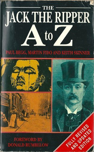 9780747244455: Jack the Ripper A to Z