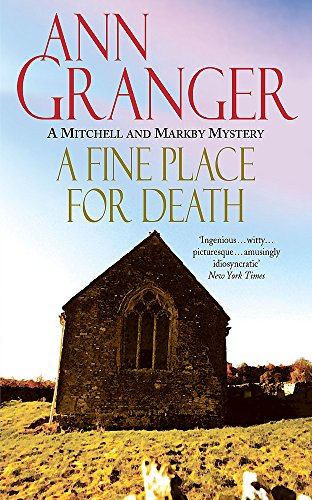 9780747244622: A Fine Place for Death (Mitchell and Markby Village Whodunnits)