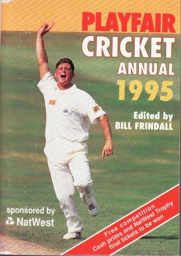 9780747246916: Playfair Cricket Annual 1995
