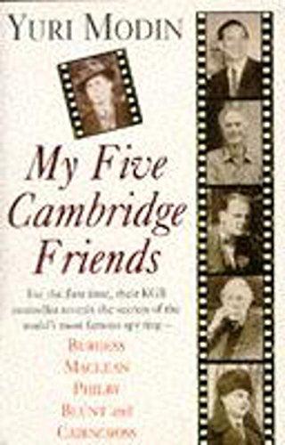 9780747247753: My Five Cambridge Friends