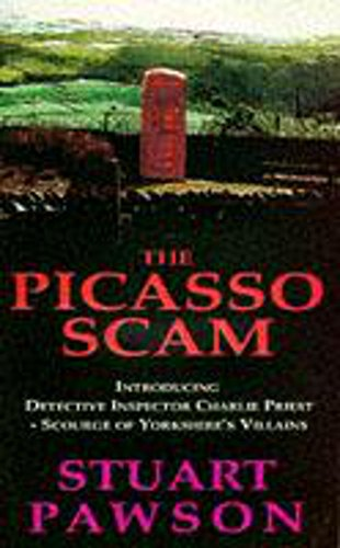 9780747249771: The Picasso Scam (Detective Inspector Charlie Priest Mystery)