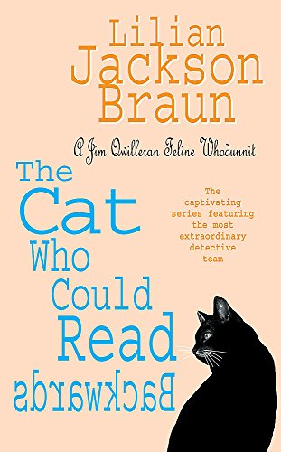 9780747250340: The Cat Who Could Read Backwards (Jim Qwilleran Feline Whodunnit)