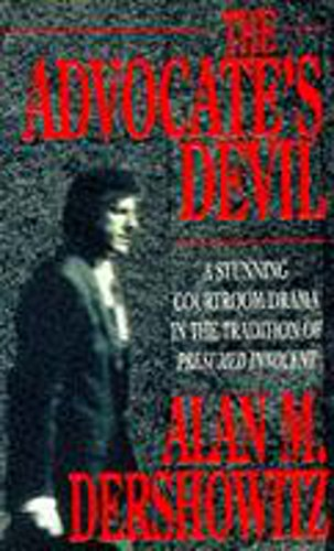 9780747251033: The Advocate's Devil (Headline feature paperback)