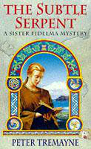 9780747252863: The Subtle Serpent (Sister Fidelma Mysteries Book 4): A compelling medieval mystery filled with shocking twists and turns
