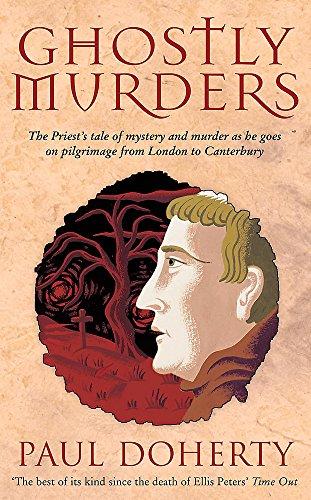 9780747254379: Ghostly Murders (Canterbury Tales Mysteries 4)