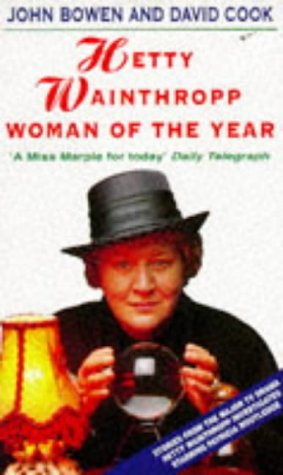 9780747255642: Hetty Wainthropp: Woman of the Year