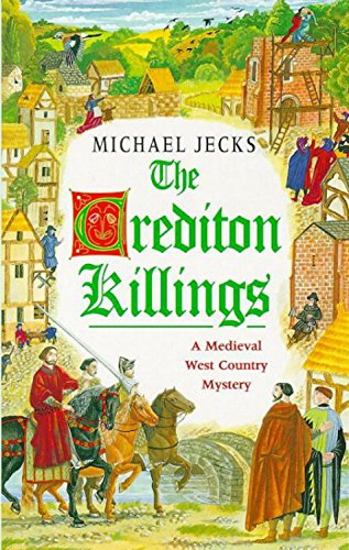 9780747255970: The Crediton Killings (Knights Templar)