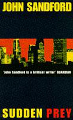 Sudden Prey (0747256071) by John Sandford