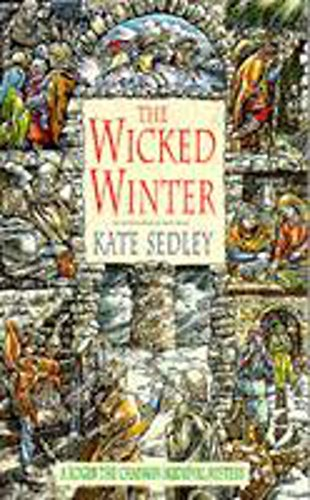 9780747256311: The Wicked Winter (A Roger the Chapman medieval mystery)