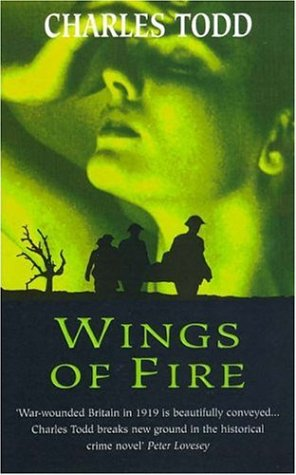 9780747257387: Wings of Fire