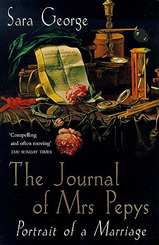 9780747257615: The Journal of Mrs.Pepys: Portrait of a Marriage