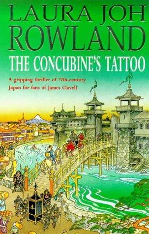 9780747258032: The Concubine's Tattoo (Featuring Sano Ichiro)