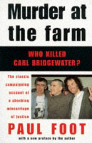 9780747258704: Murder at the Farm: Who Killed Carl Bridgewater?