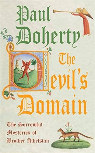 9780747258735: The Devil's Domain (Sorrowful Mysteries of Brother Athelstan)